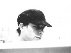"""Werner Enke in Klaus Lemkes """"Henker Tom"""""""